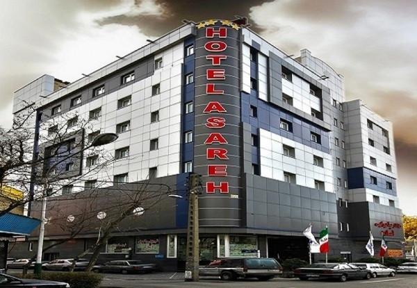 هتل آساره