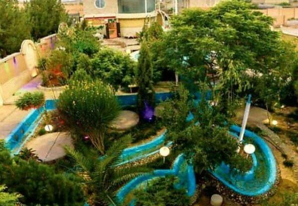 هتل باغ شهران