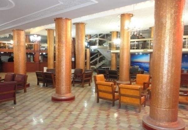 هتل دریا