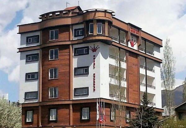 هتل-کوروش
