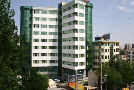 هتل آپارتمان سپید